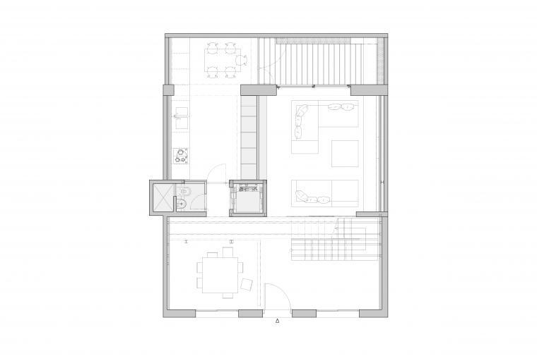 apartment, loft, casa, house, Barcelona © Circular Studio