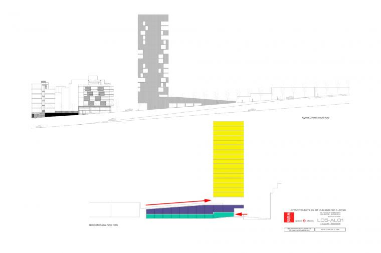 via favencia, competition, Barcelona © Circular Studio