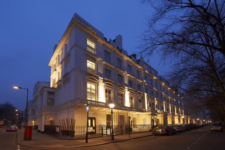 caesar hotel, London © Circular Studio