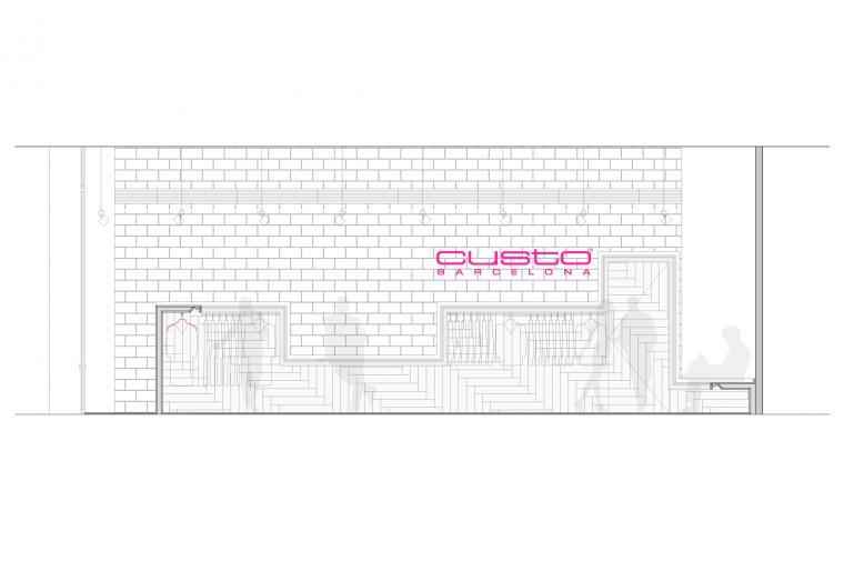 Custo, Aeropuerto Lanzarote © Circular Studio