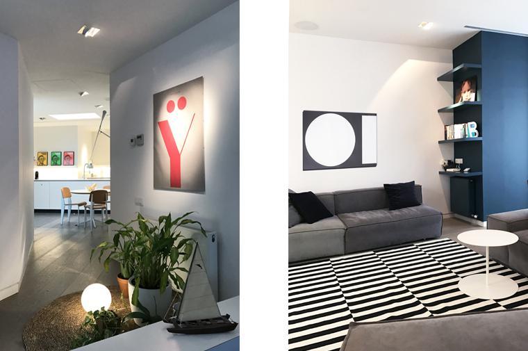 Apartment design Barcelona @circular_studio www.circular-studio.com