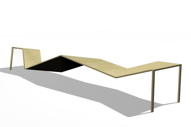 furniture, Milan, 2012 © Circular Studio