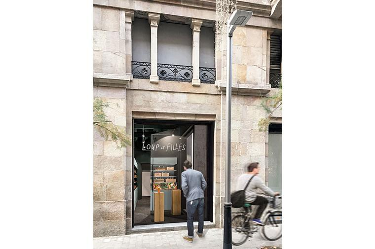 @circular_studio @loupfilles #barcelona #coldpress ©Circular Studio