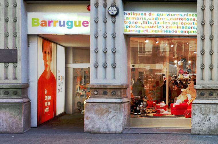 Barruguet, Gran Via, Barcelona © Circular Studio