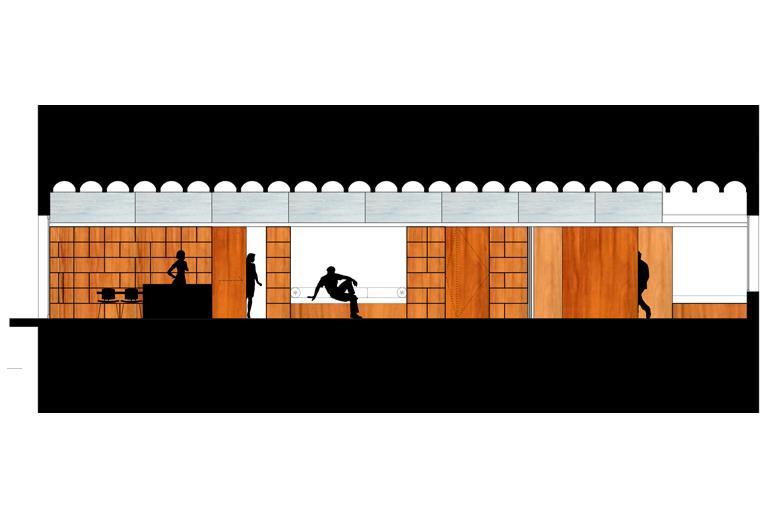 apartment, loft, casa, house, Barcelona © Fernando Ansorena, Circular Studio