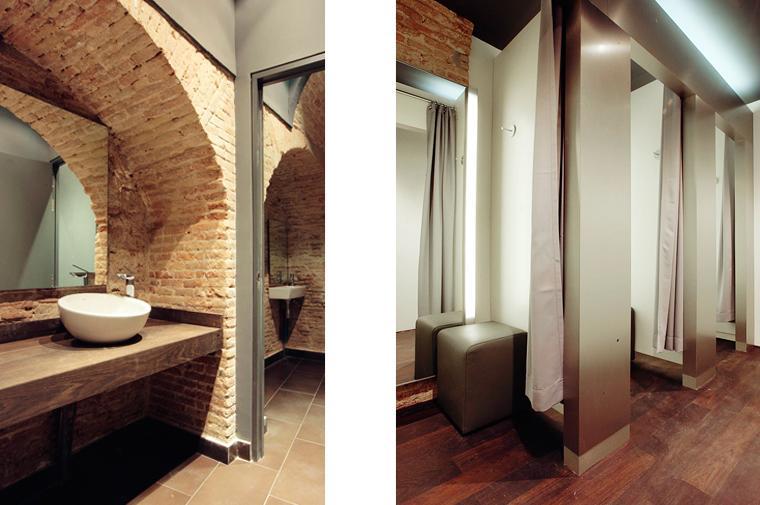 Esprit, Portal del Angel, Barcelona © Circular Studio