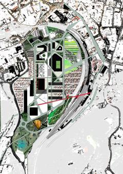 STEINMUELLER GELAENDE masterplan © Circular Studio