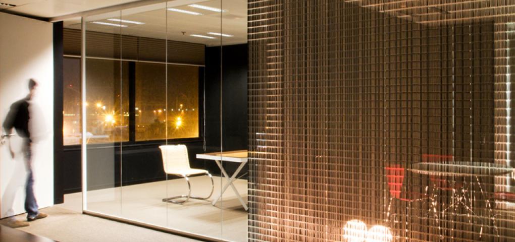 oficinas nominalia, Forum Barcelona © Fernando Ansorena, Circular Studio